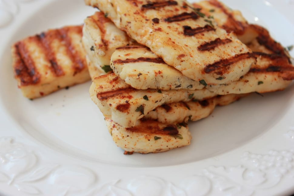 Fresh Halloumi Cheese in Cyprus - Best Season