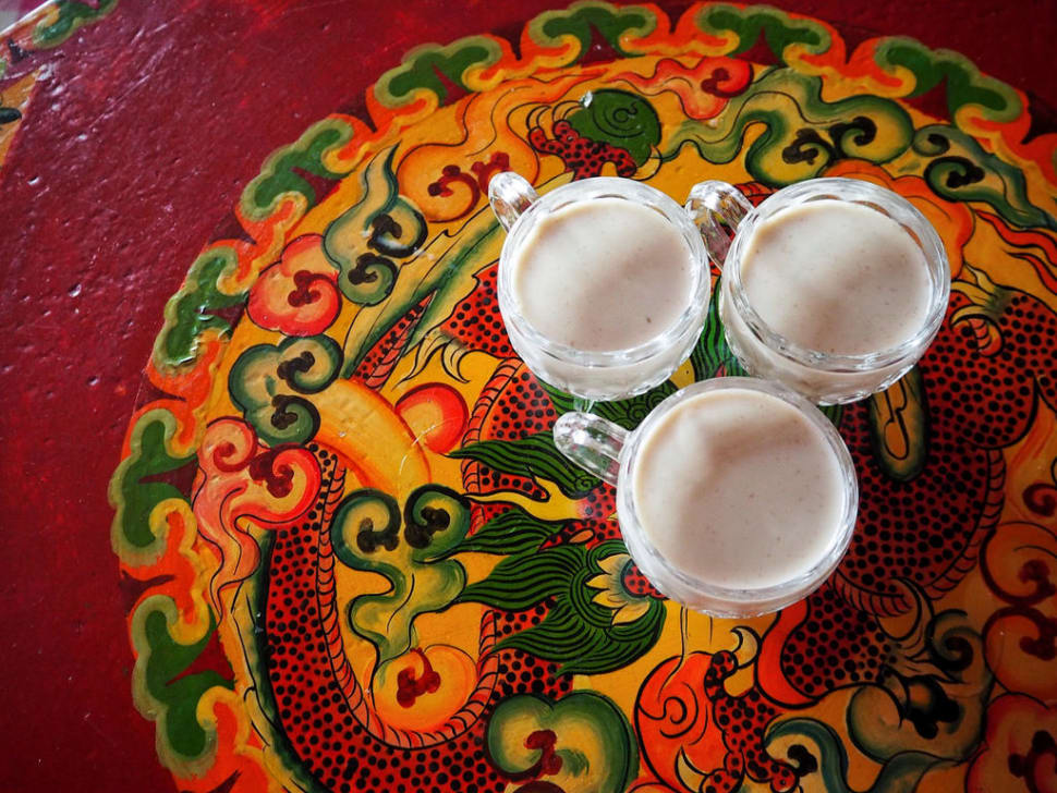 Butter Tea (Po Cha) in Tibet - Best Time
