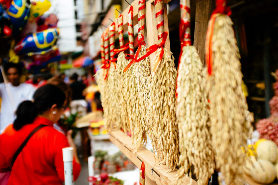 Best time to see Chinese New Year in Philippines