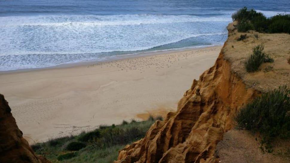 Arriba Fóssil da Costa de Caparica Protected Landscape in Lisbon - Best Time