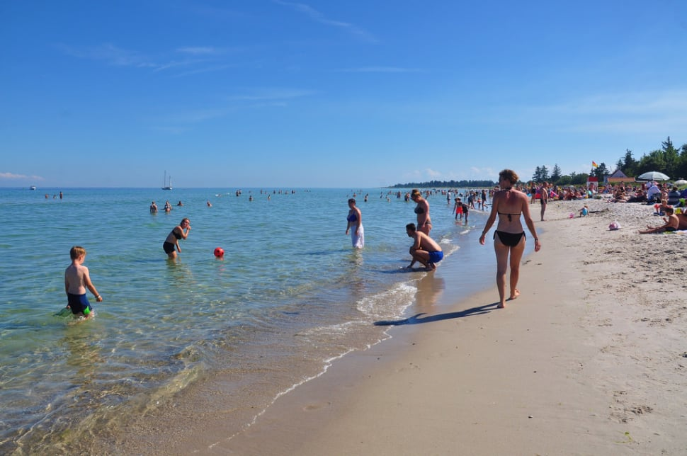 Beach Season in Denmark - Best Time