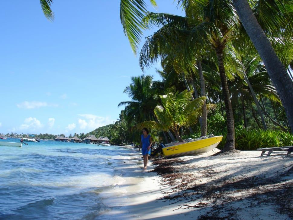 Dry Season (Winter) in Tahiti - Best Season