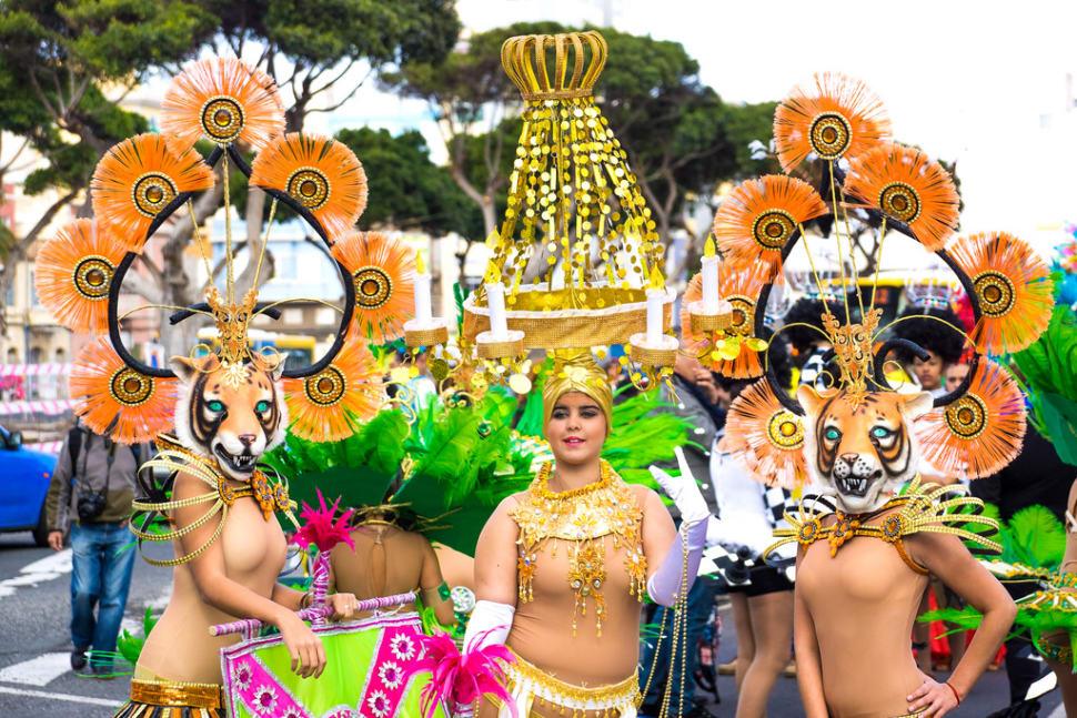 Las Palmas de Gran Canaria Carnival in Canary Islands - Best Season