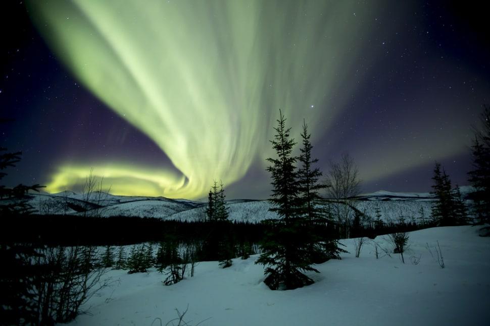 Best time for Winter in Alaska