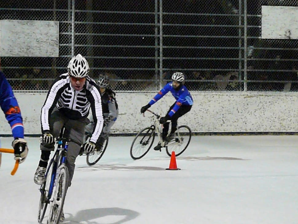 Best time to see Icycle Race in Toronto