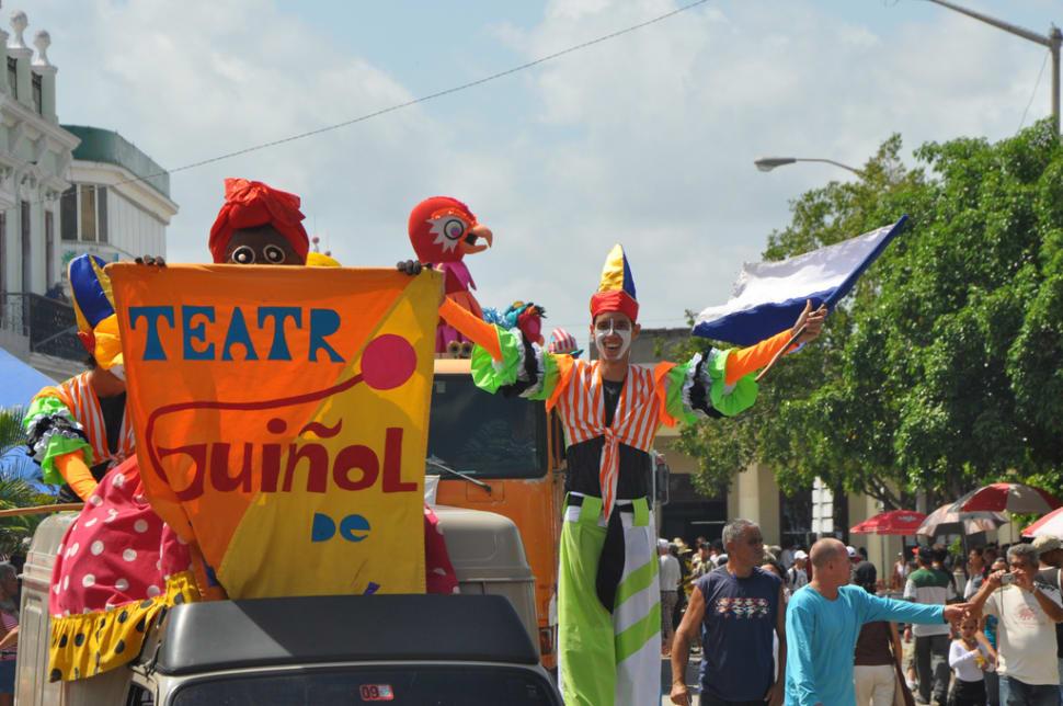 Street Carnival Procession