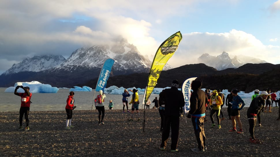 Best time for Patagonian International Marathon in Chile
