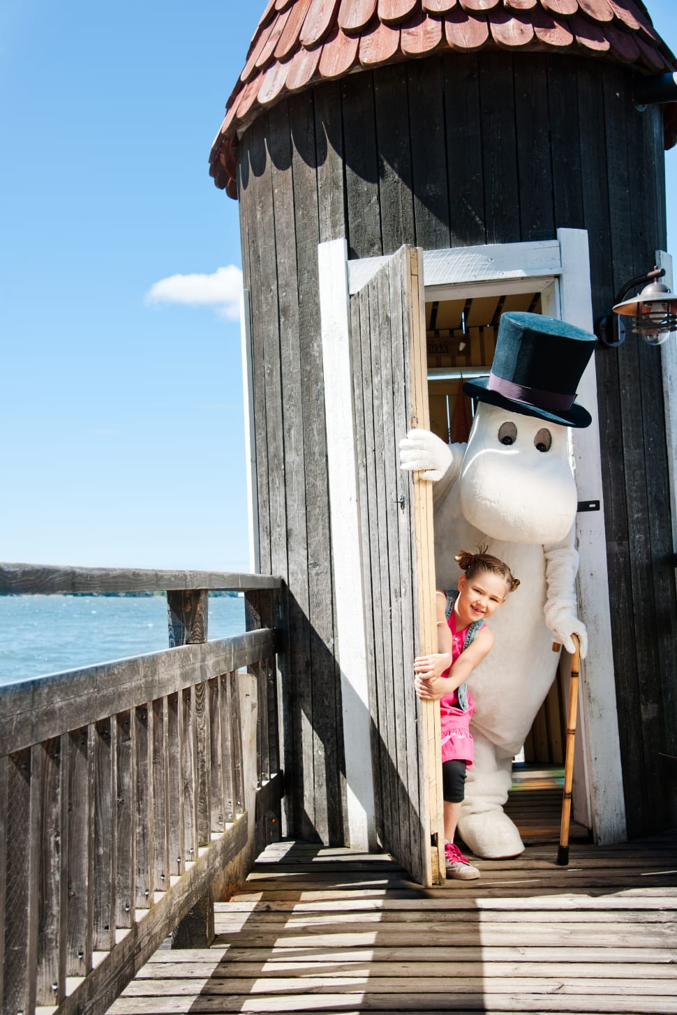 Best time for Moomin World and Moomin Place in Finland
