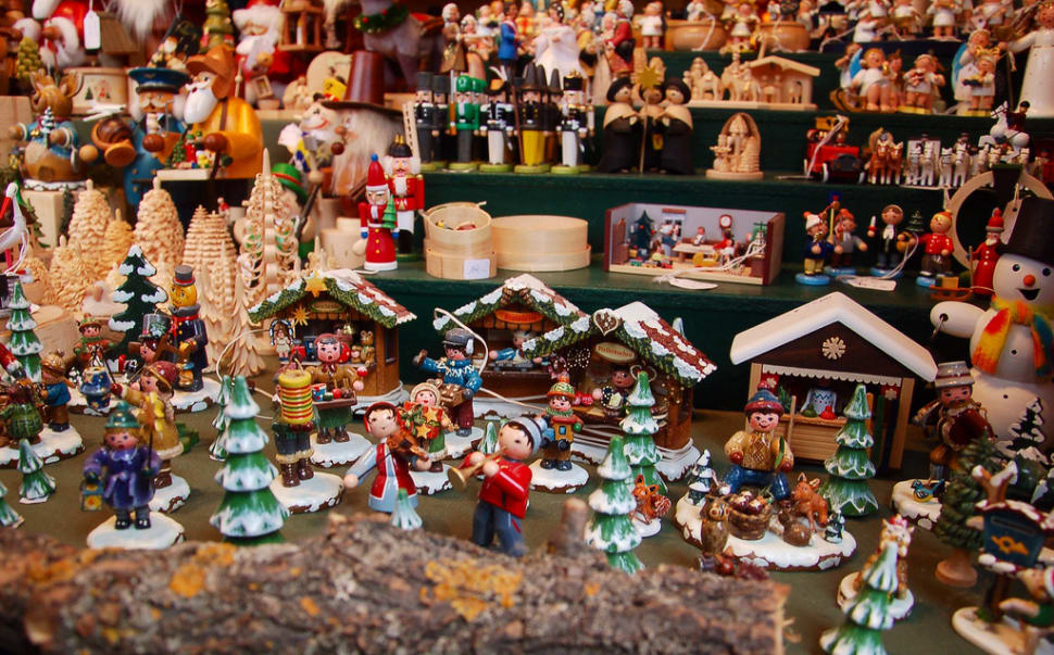 Best time for Christmas Markets (Weihnachtsmärkte)