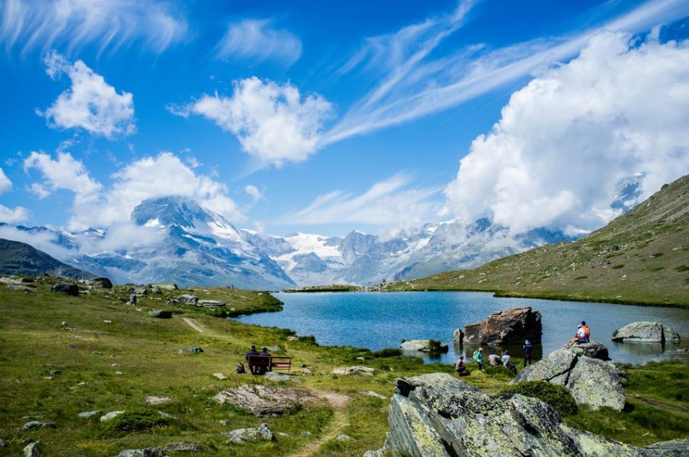 Best time for Summer in Switzerland