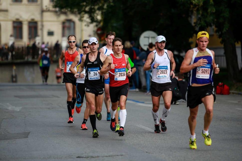 Best time to see Košice Peace Marathon in Slovakia