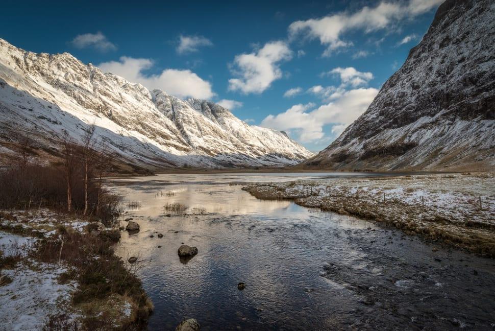Winter in Scotland - Best Time