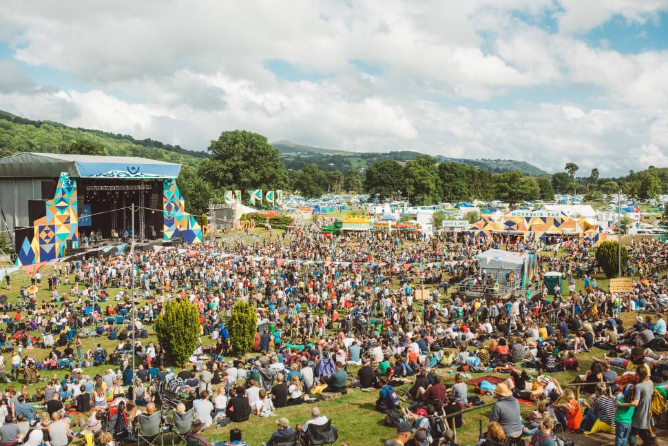 Green Man Festival in Wales - Best Season