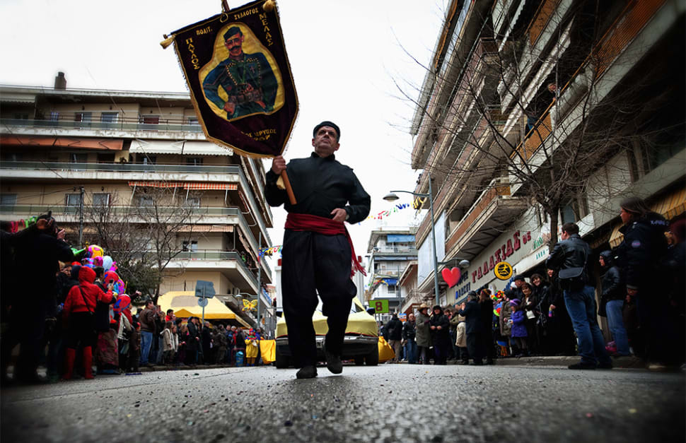 Apokries or Carnival in Athens - Best Season