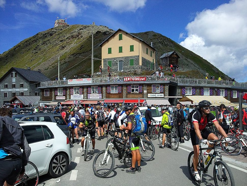 Stelvio Bike Day (Scalata Cima Coppi) in Italy - Best Season