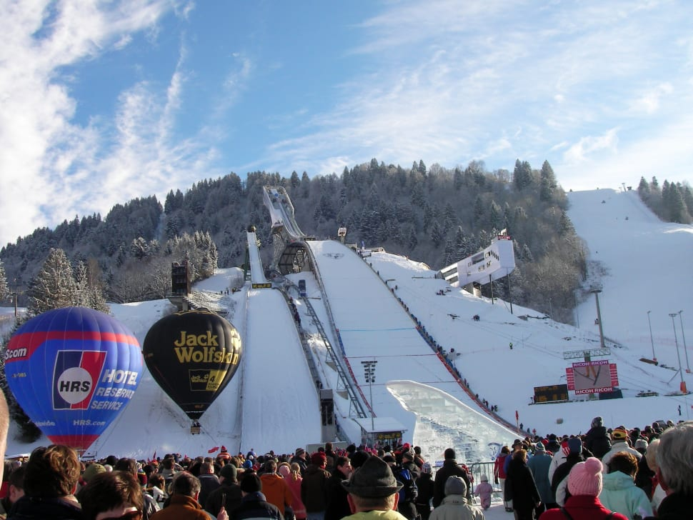 New Year's Ski Jumping (Neujahrsskispringen) in Bavaria - Best Time