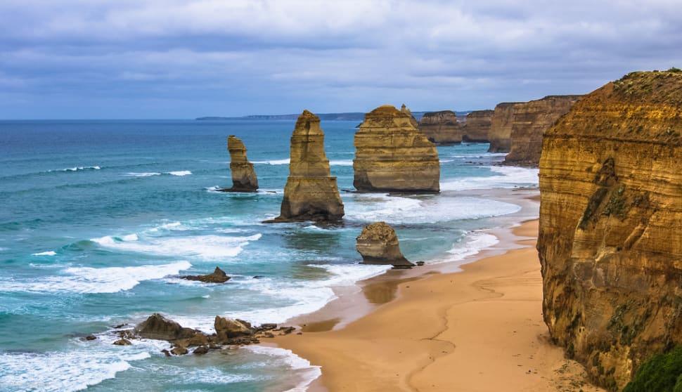 The  Twelve Apostles, Great Ocean Road