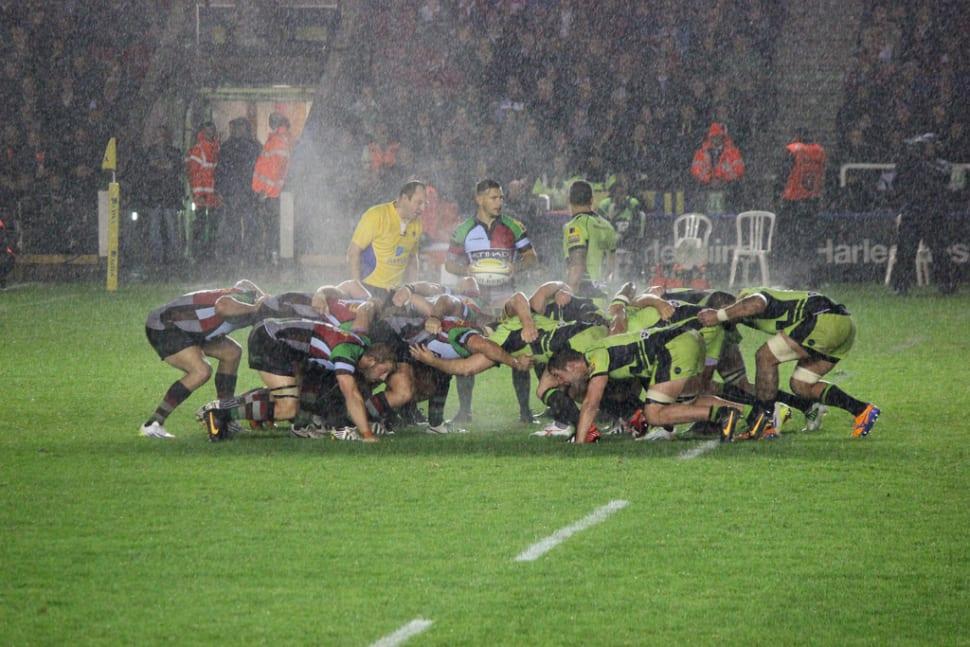 Rugby Union in London - Best Season