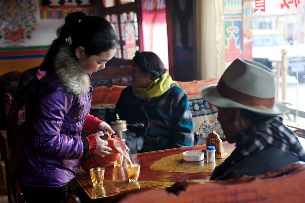 Butter Tea (Po Cha) in Tibet - Best Season