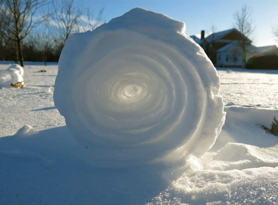 Snow Rollers in Midwest - Best Season