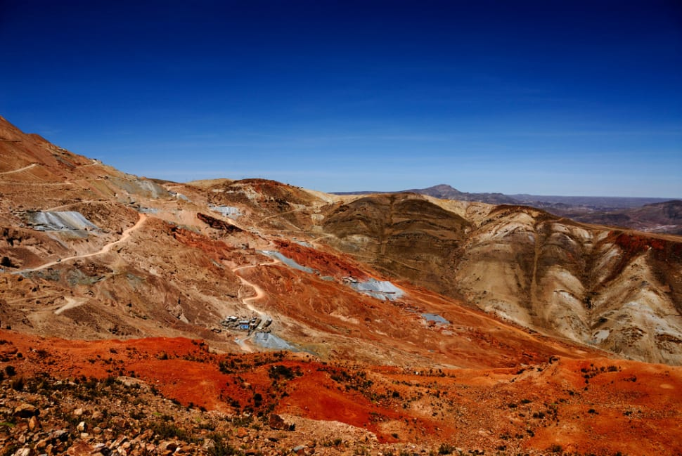 Best time for Potosi Mines in Bolivia