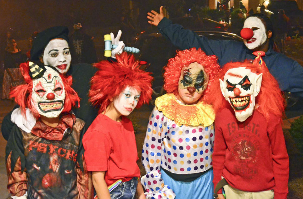 Best time for Halloween in Las Vegas