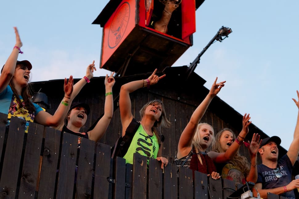Rock am Ring and Rock im Park in Germany - Best Time