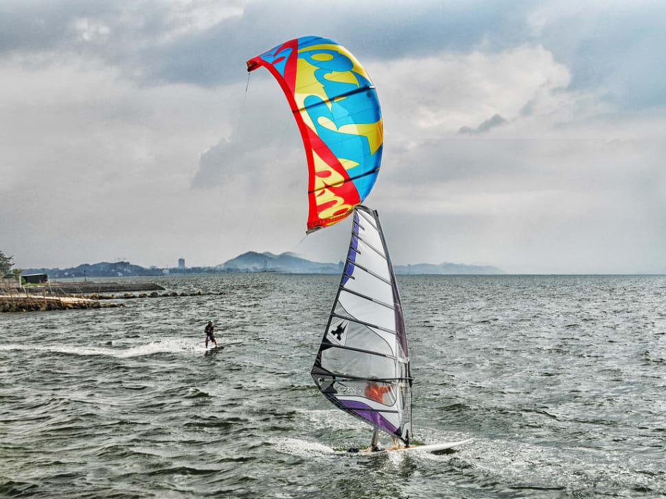 Kiteboarding in Thailand - Best Time