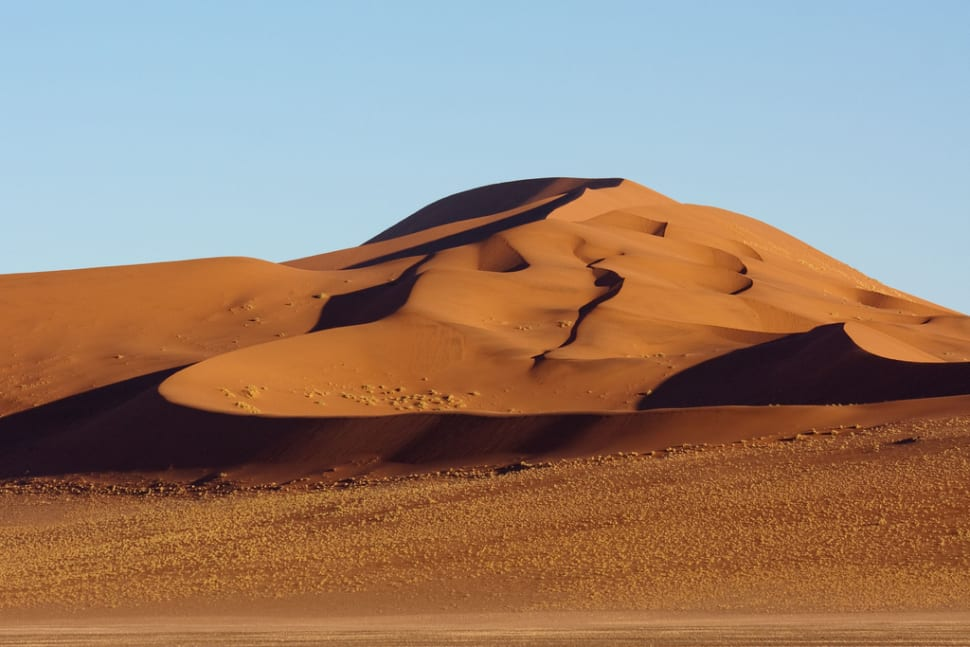Wind Cathedral in Namibia - Best Season