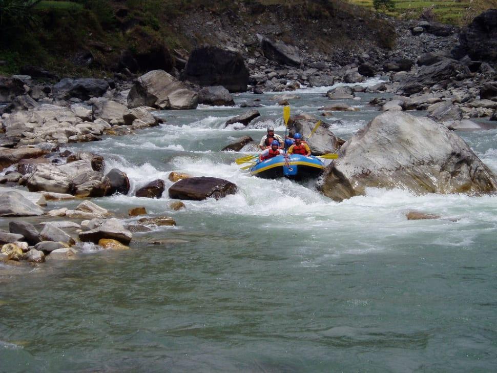White Water Rafting and Kayaking Season in Nepal - Best Season