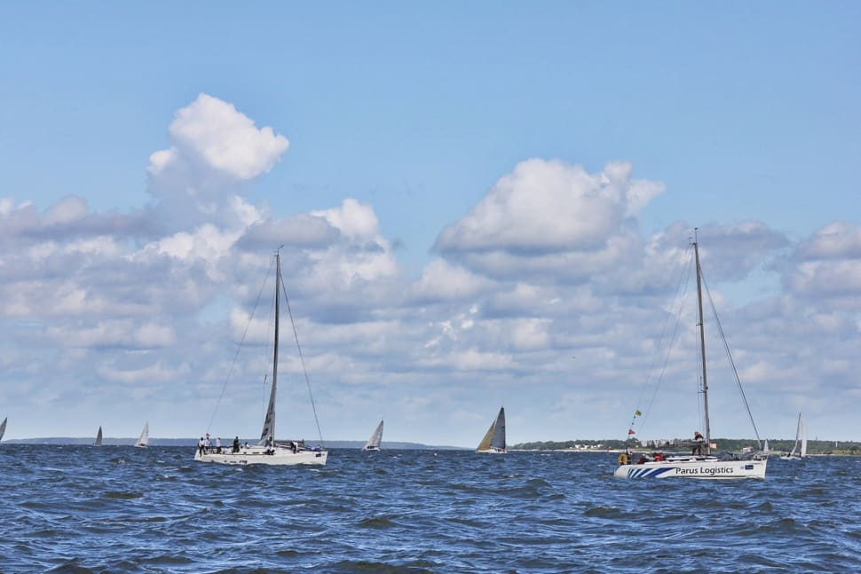 Best time for Sailing in Estonia