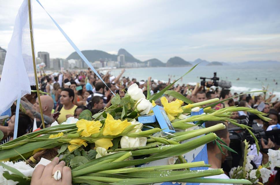 Best time to see Festa da Iemanjá in Rio de Janeiro
