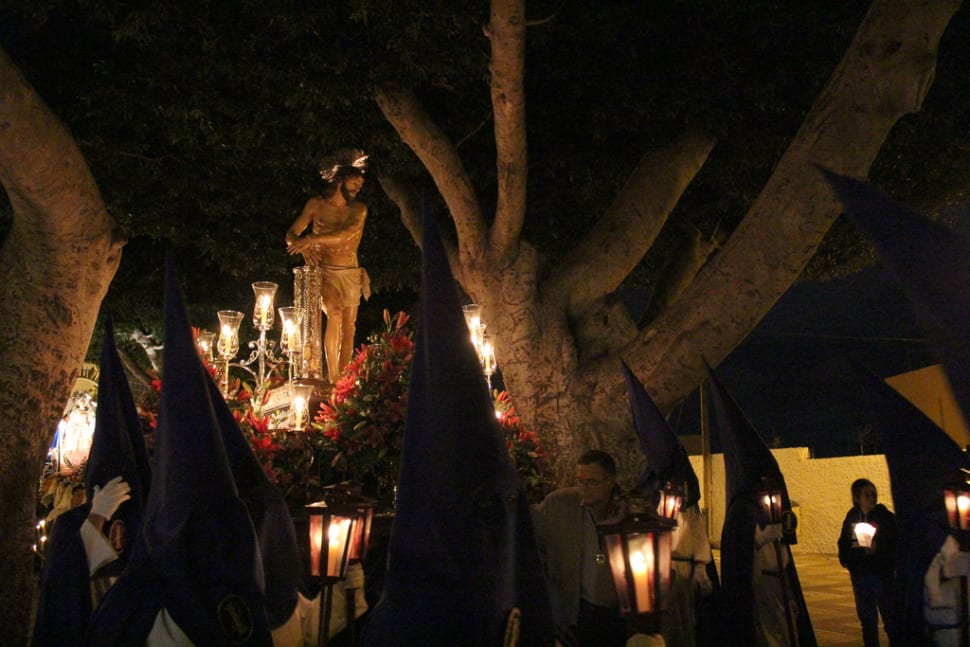 Semana Santa or Easter Holy Week in Canary Islands - Best Time