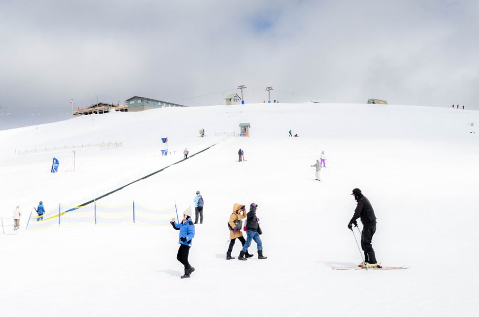 Skiing in Victoria - Best Season
