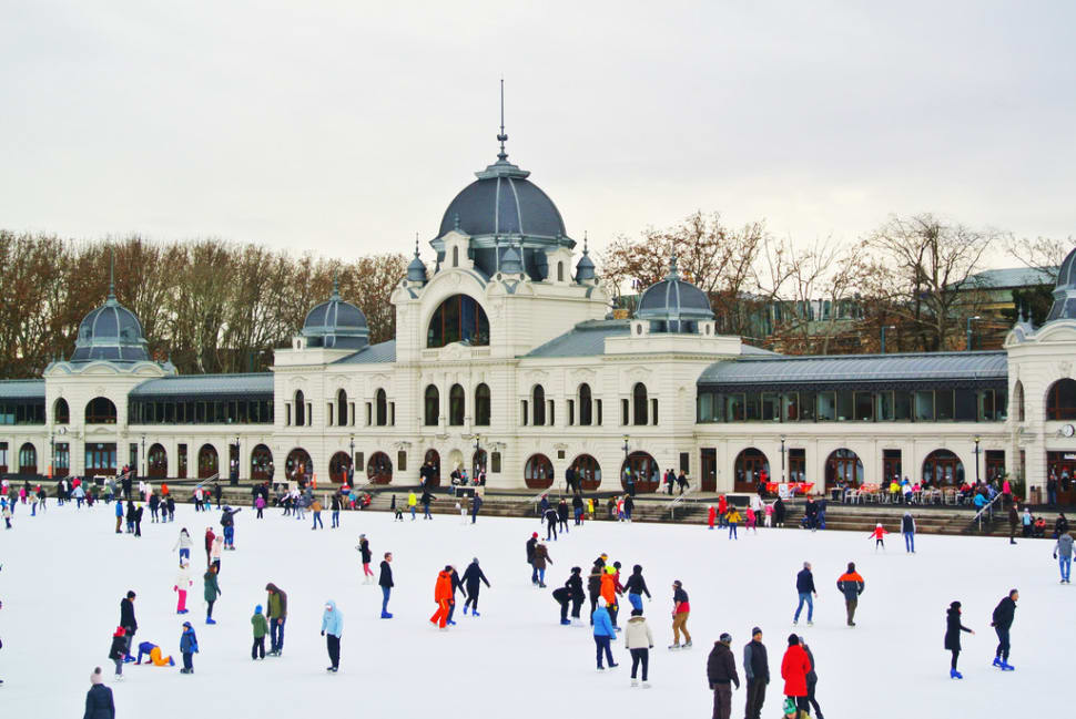 City Park Ice Rink in Hungary - Best Time