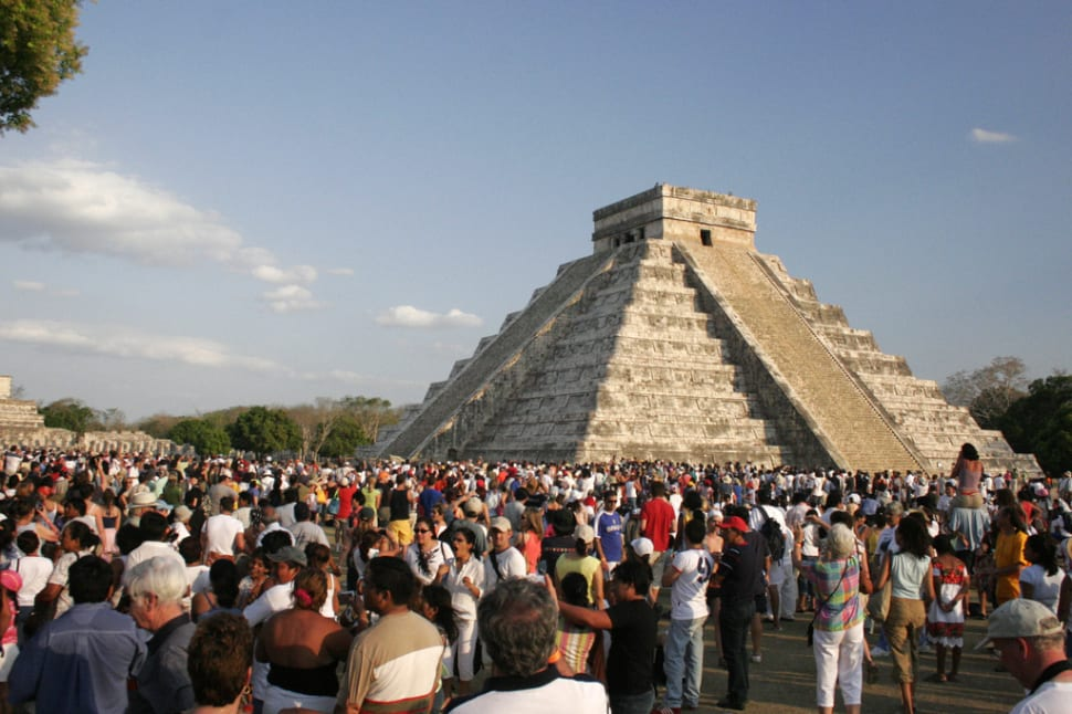 Equinox at Chichén Itzá in Cancun - Best Time