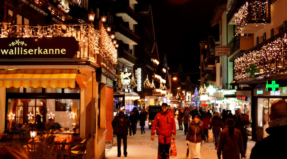 Best time for Christmas Markets in Switzerland