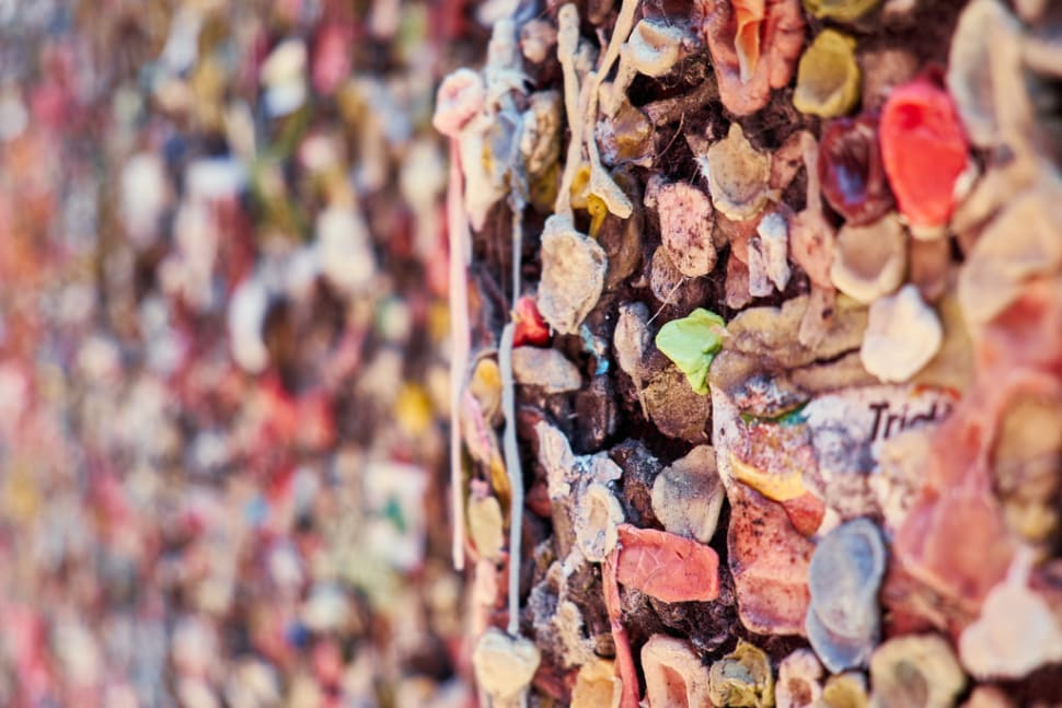 Bubblegum Alley in California - Best Time