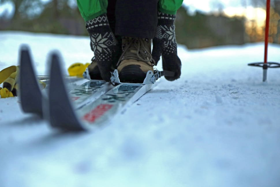Best time for Cross-Country Skiing in Finland