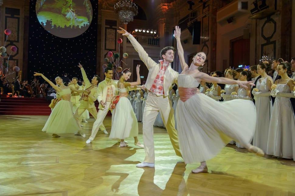 Hofburg Silvester Ball in Vienna - Best Season