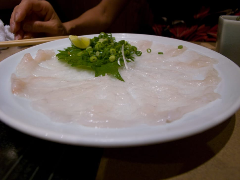 Best time for Fugu (Puffer Fish or Blowfish) in South Korea