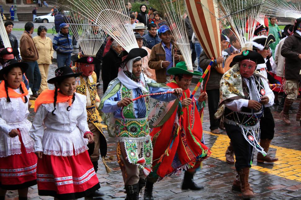Christmas in Cusco in Machu Picchu and Cusco - Best Time