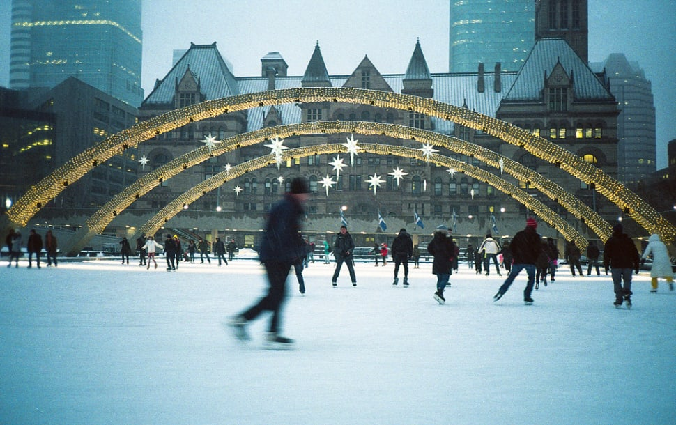 Ice Skating in Toronto - Best Time
