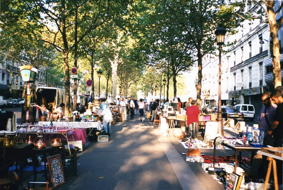 Flea Markets in Paris - Best Time