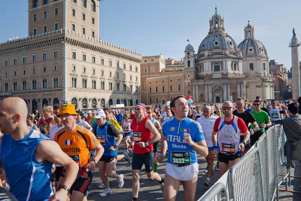 Maratona di Roma in Rome - Best Time