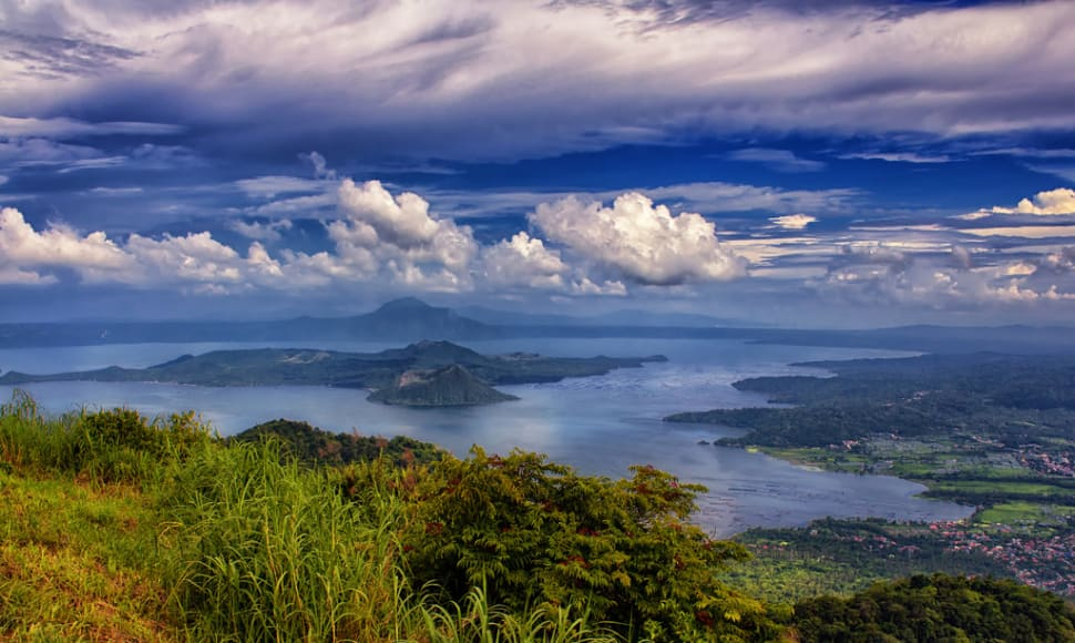 Taal Volcano in Philippines - Best Time