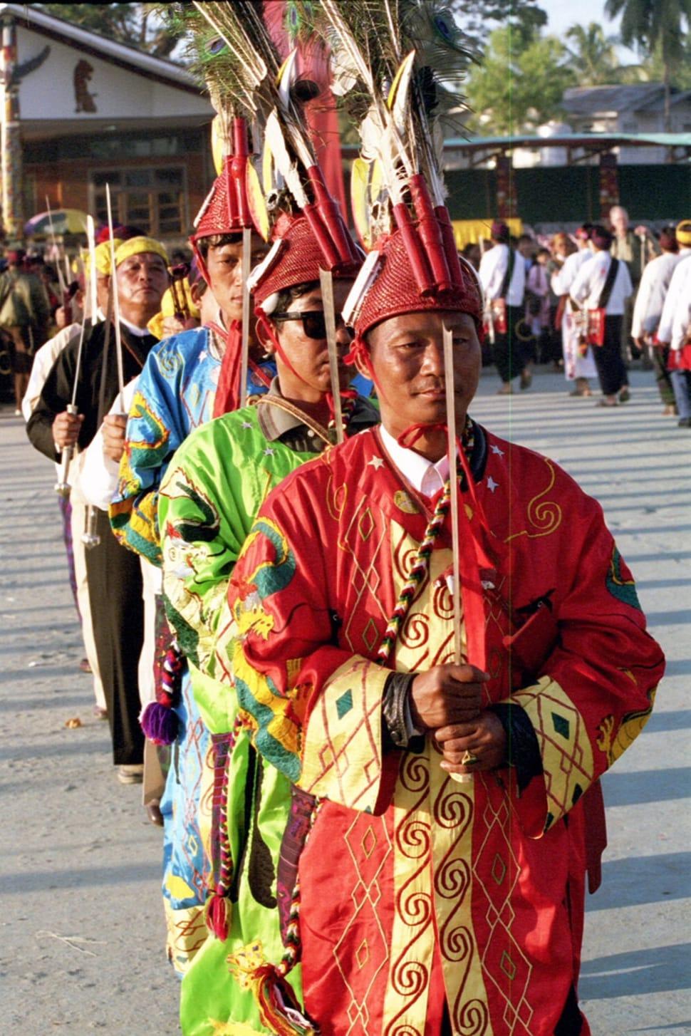 Manaw Festival in Myanmar - Best Season