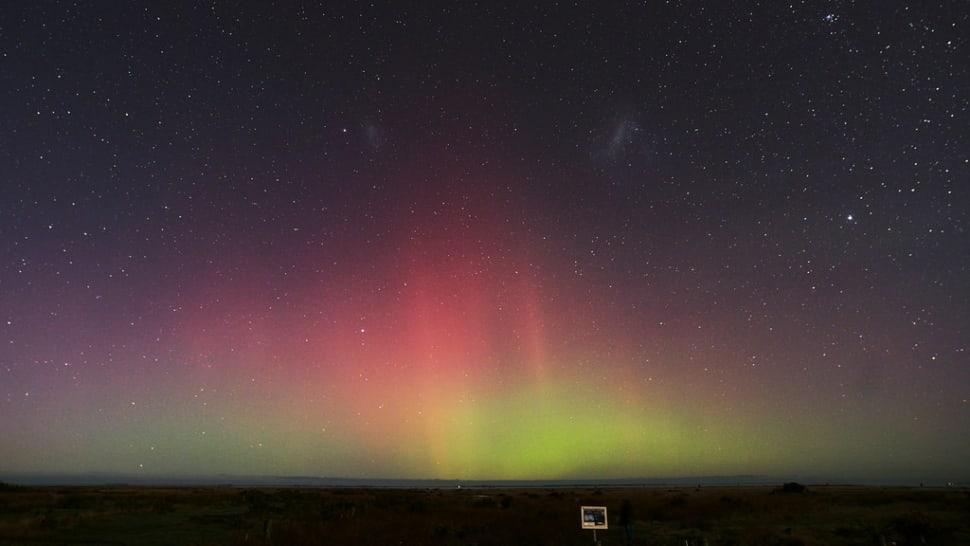 Aurora Australis in New Zealand - Best Season