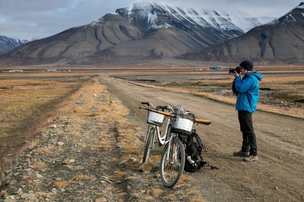 Cycling in Svalbard - Best Time