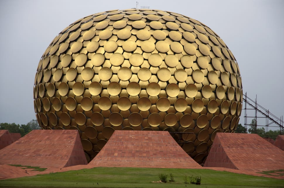 Auroville in India - Best Time